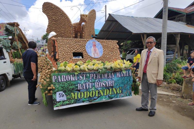 Festival Potato Modoinding, Sulut