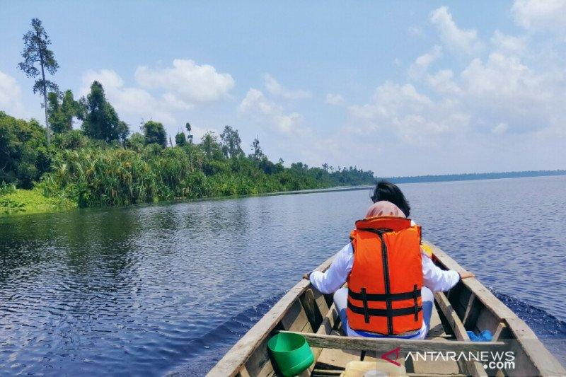 BBKSDA Riau gandeng kelompok tani-nelayan jaga Taman Nasional Zamrud, ini tujuannya