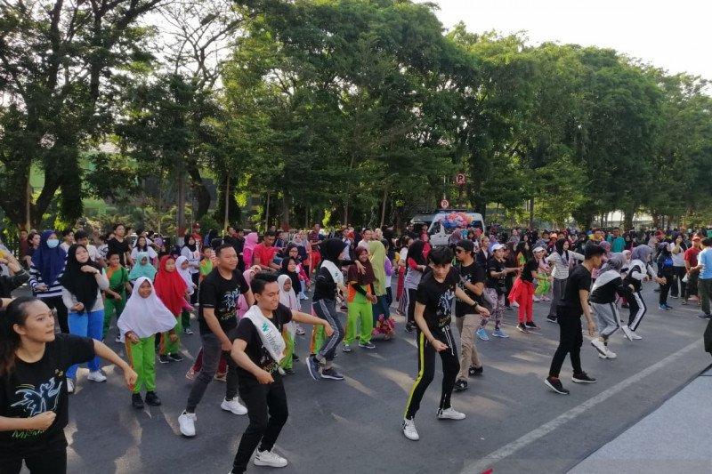 Indonesia Menari rangkul 1.000 pemerhati tari