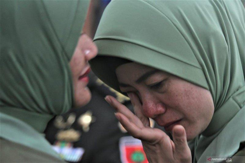 Pelajaran sangat berharga dari keluarga besar TNI