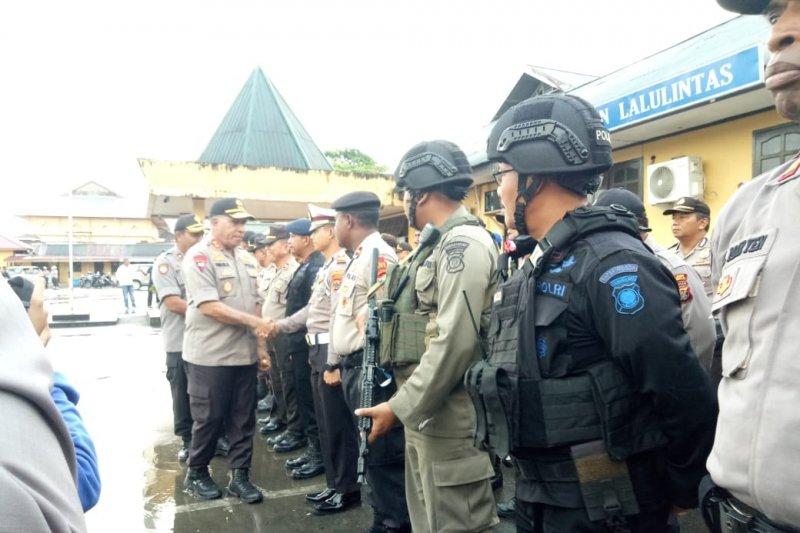 Kapolda Papua imbau pekerja jangan keluar dari wilayah Wamena