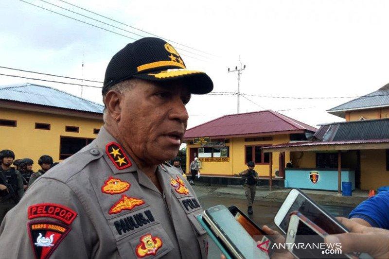 Kapolda Papua ingatkan anggota tidak boleh lengah