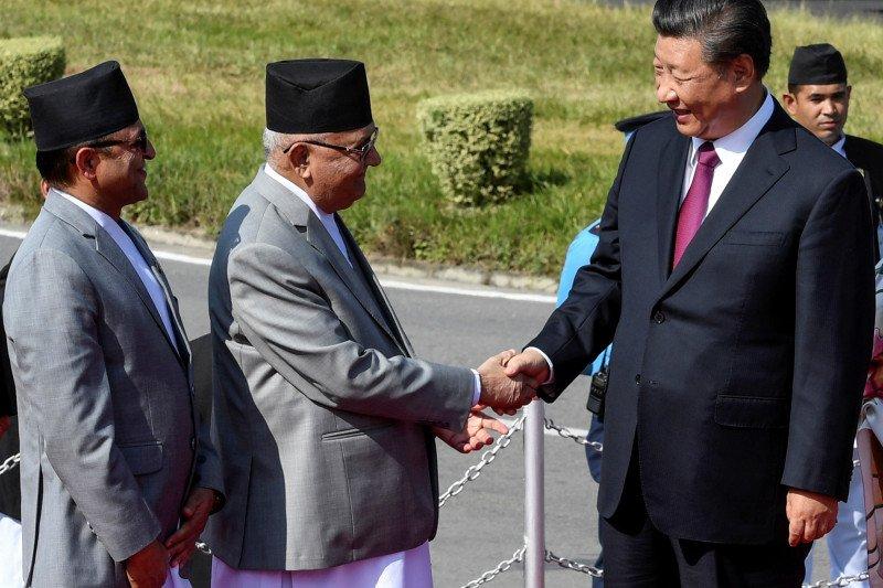 Nepal tahan 122 warga China atas dugaan kejahatan siber, penipuan bank