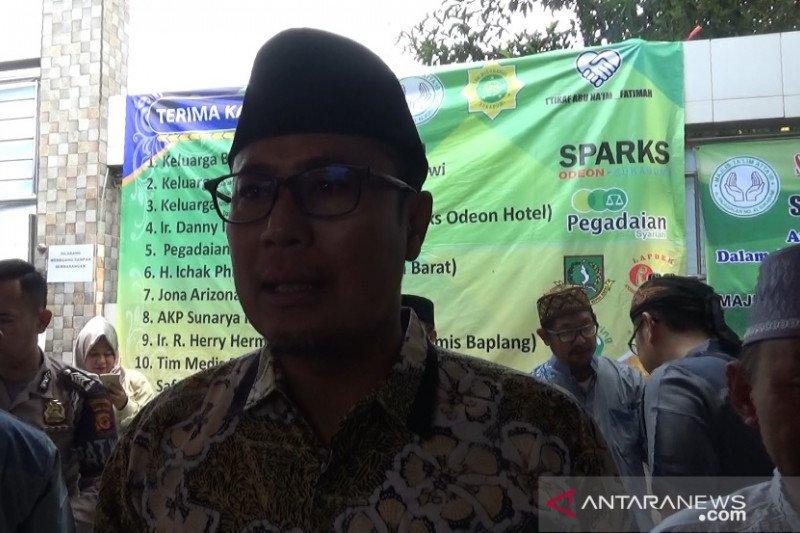 Pascapenyerangan Wiranto, Wali Kota Sukabumi jamin keamanan wilayahnya