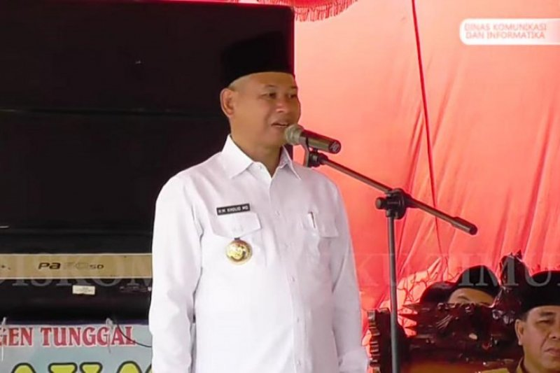 Dinas PUPR  Ogan Komering Ulu Timur buka akses jalan baru