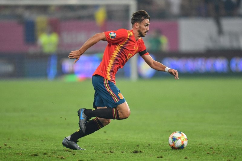 Madrid akan boyong Fabian Ruiz dari Napoli pada Januari