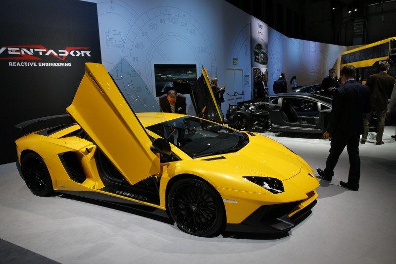 Dikabarkan jual saham Lamborghini, ini tanggapan Volkswagen