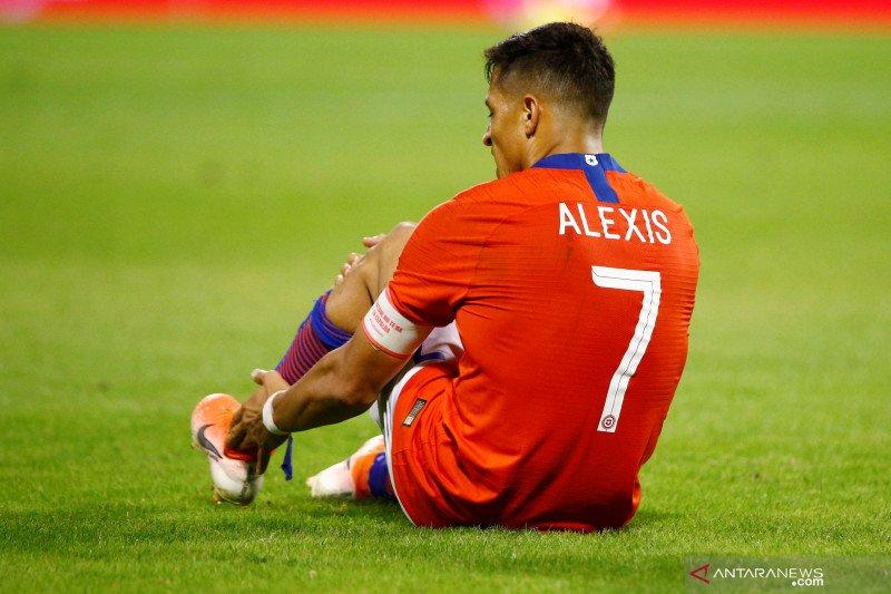 Sanchez cedera saat bela timnas Chile