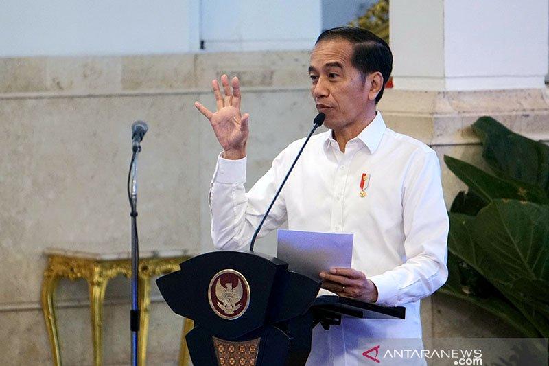 Jokowi tinjau Gedung MPR-DPR jelang pelantikan