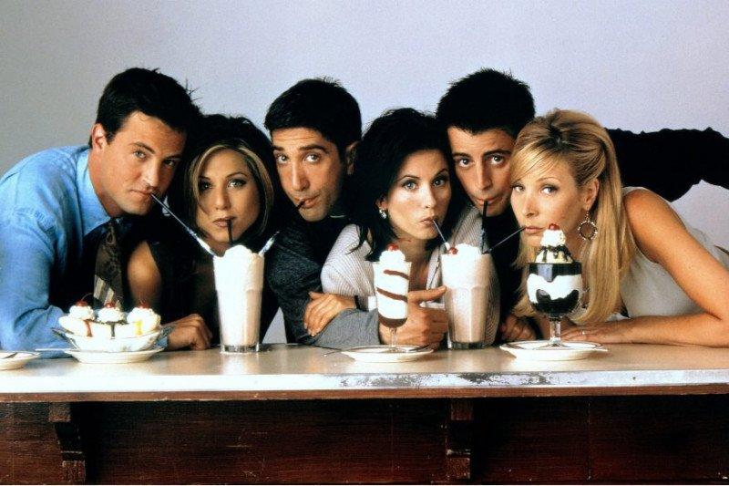 "Reuni ""Friends"" di HBO Max tunda syuting dan tanggal rilis"