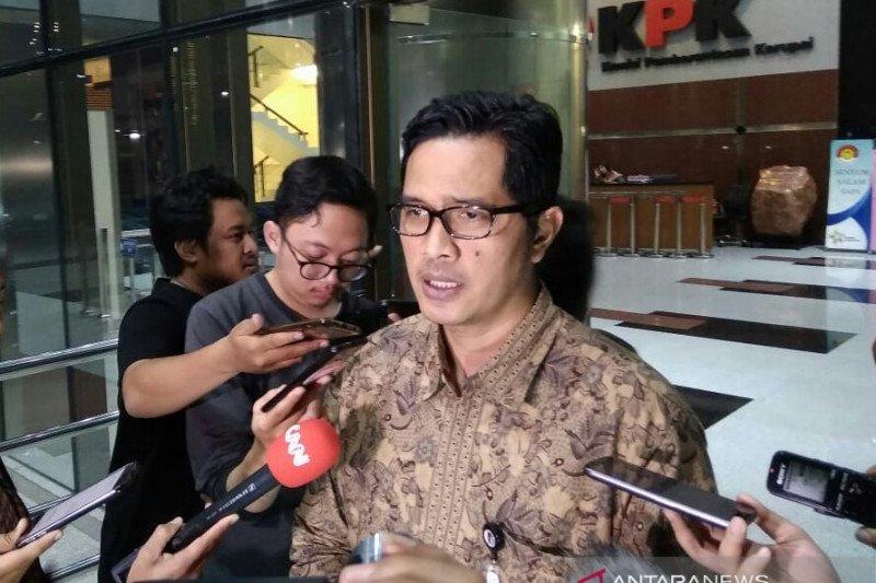 KPK: dua pegawai BPK kembalikan total Rp700 juta terkait kasus SPAM