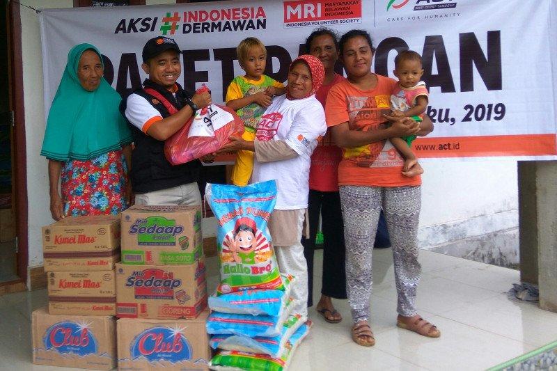 Gandeng ACT, IHGMA bantu 10.000 kotak susu ke Maluku dan Wamena