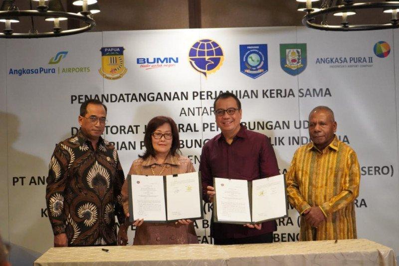 AP I siapkan Rp500 miliar untuk kembangkan Bandara Sentani Jayapura