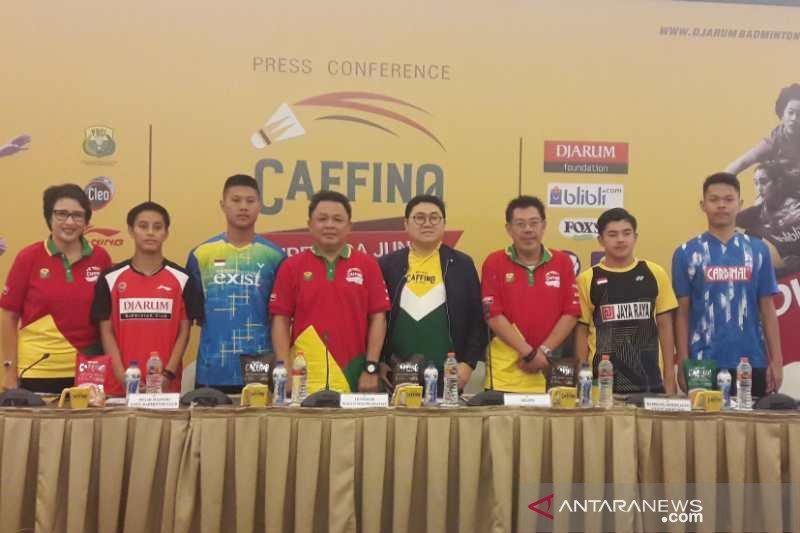 Atlet enam negara ramaikan Caffino Superliga Junior