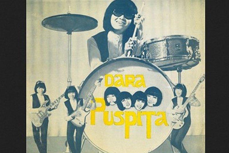 "Cerita Dara Puspita siasati musik ""Ngak Ngik Ngok"" ala Barat"