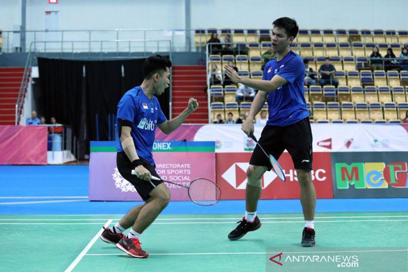Leo/Daniel kalah, tak ada ganda putra Indonesia di final Thailand Open