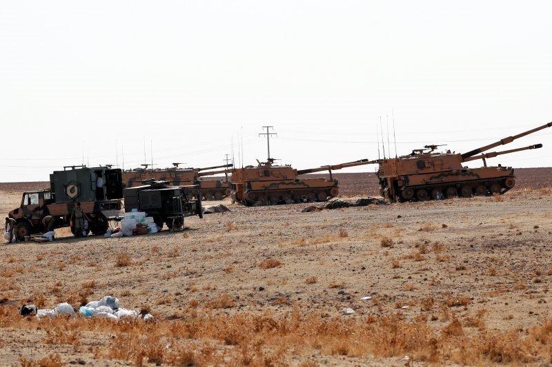 AS dukung Turki kontrol 'zona aman' Suriah