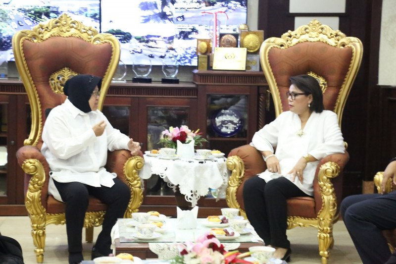 Pemkot Surabaya libatkan KPK kembalikan aset daerah