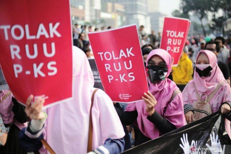 Ada kekosongan hukum lindungi perempuan dari kekerasan seksual