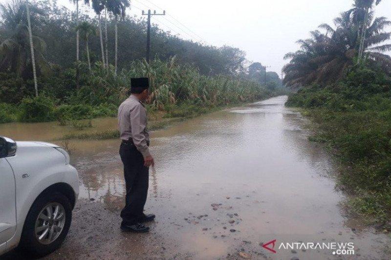Lima desa di Mandailing Natal terendam banjir