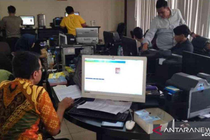 Keterbatasan blanko, 59 ribu warga belum miliki e-KTP