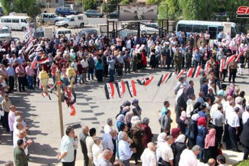 Rakyat protes serangan ke Suriah,  tentara Turki bakal kalah