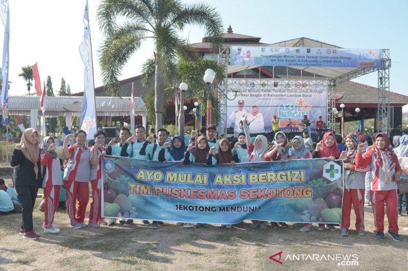 Lombok Barat cegah anak kerdil dengan Aksi Bergizi