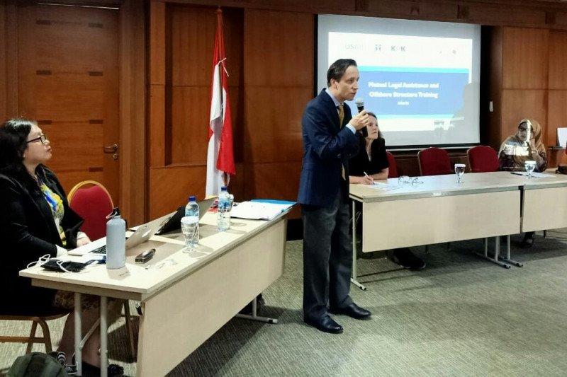 KPK dan Kejagung latih penegak hukum terkait penanganan kasus korupsi