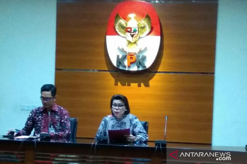 "KPK ungkap kode ""mangga yang manis"" terkait suap Bupati Indramayu"