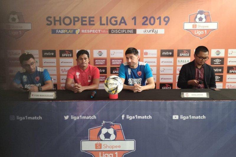 PSM optimistis kalahkan Arema di Makassar