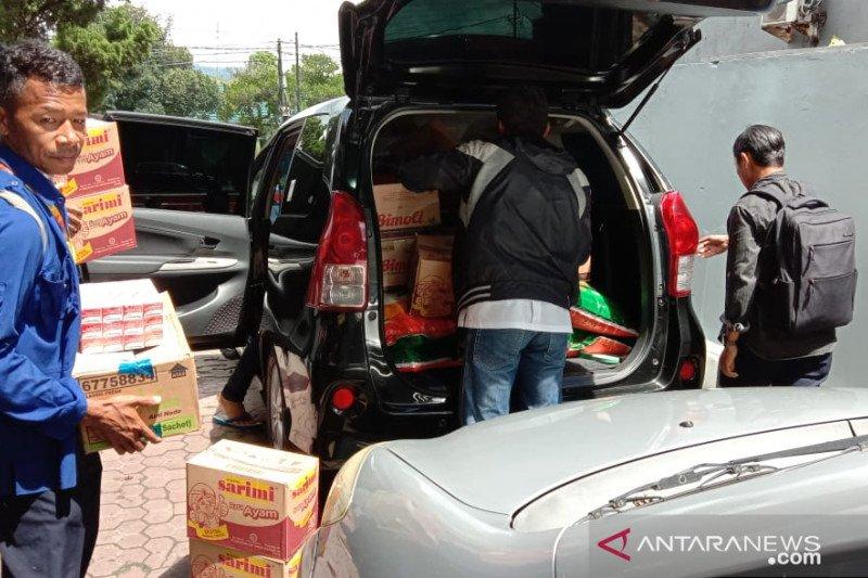 Pelni salurkan bantuan untuk korban gempa Maluku