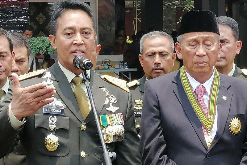 TNI AD siapkan seluruh kekuatan amankan pelantikan presiden,