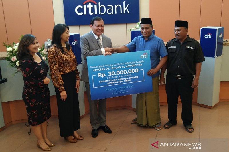Citibank mendukung pengembangan UMKM di Semarang