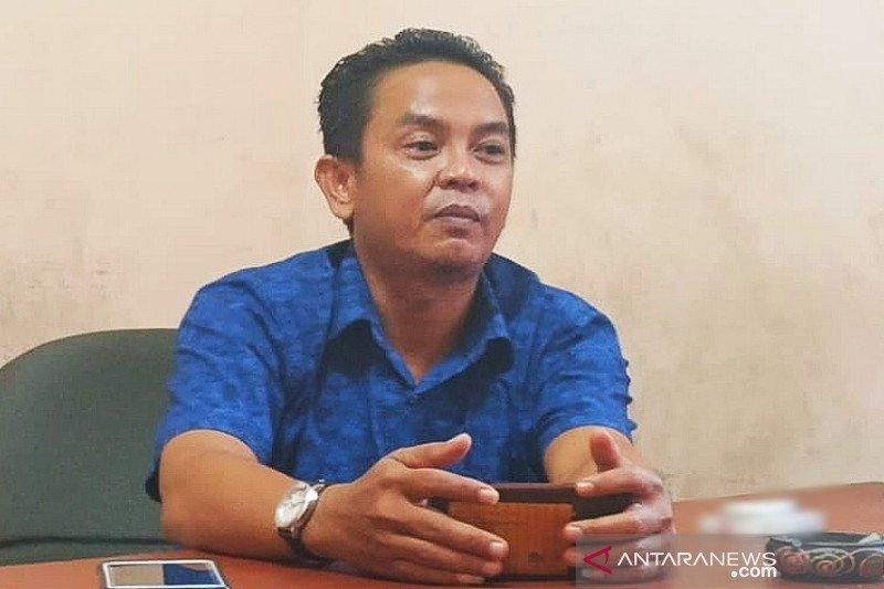 Ketua partai jadi tersangka korupsi, ini tanggapan DPW PAN Kalteng