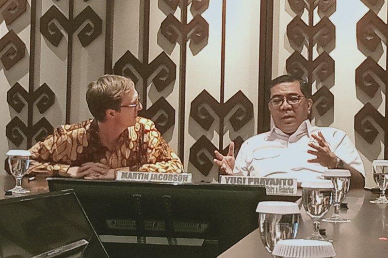 Menteri KKP periode berikutnya dorong kinerja ekspor