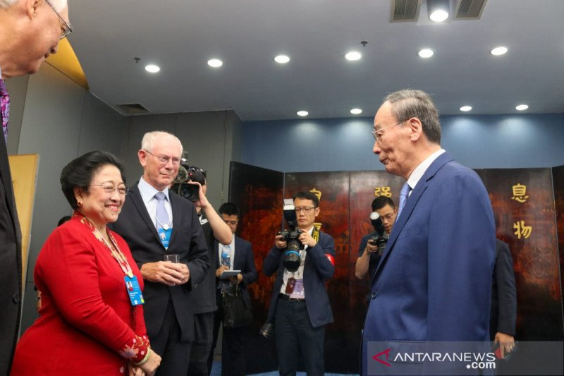 Chinese Vice President to attend Jokowi-Amin inauguration