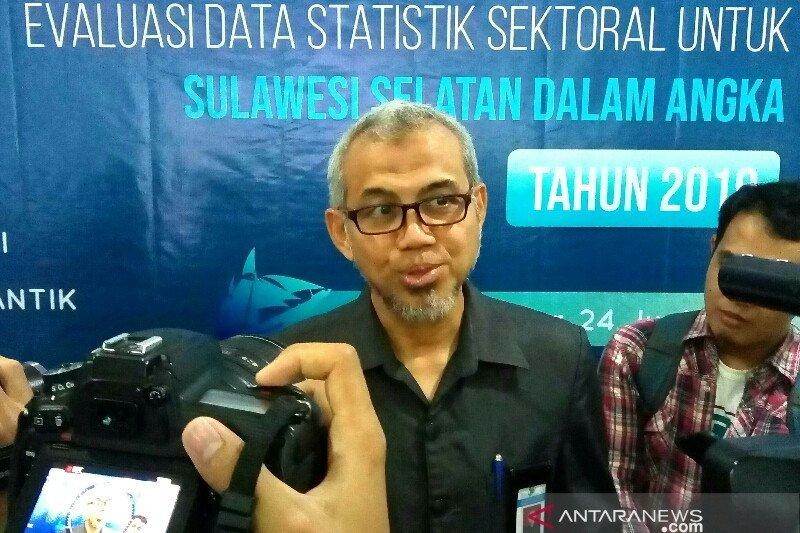 1.986 wisman berkunjung ke Makassar