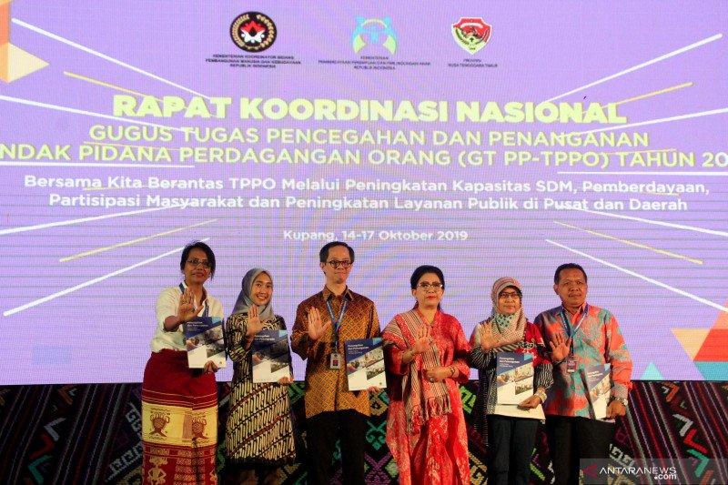 Kemen-PPPA gelar Rakornas Gugus Tugas Pencegahan TPPO di NTT