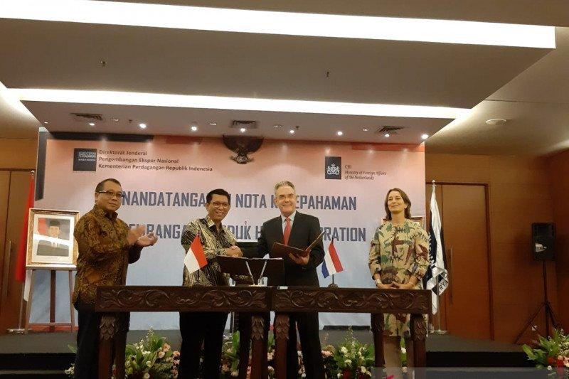 Indonesia-Belanda fasilitasi UKM ekspor dekorasi  ke Eropa