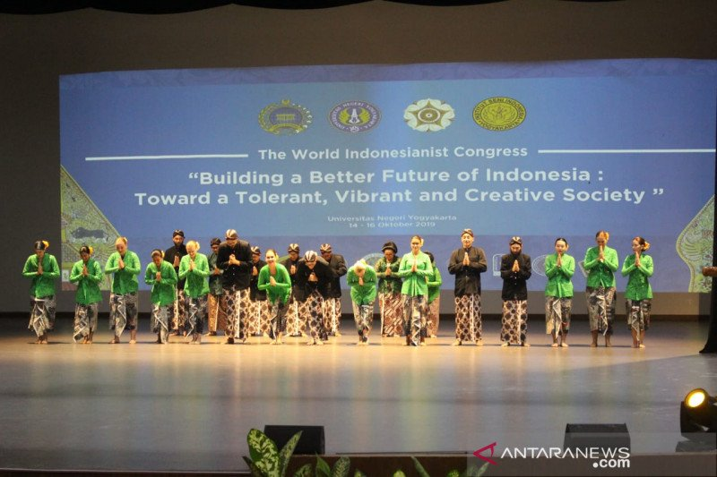 Indonesianists from 43 nations convene in Yogyakarta city