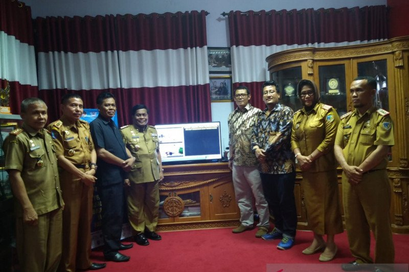 Donggala gunakan Digital Media ANTARA promosikan sumber daya daerah