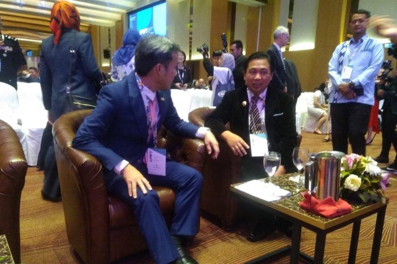 Banjarmasin Mayor speaks at APUF-7 in Penang