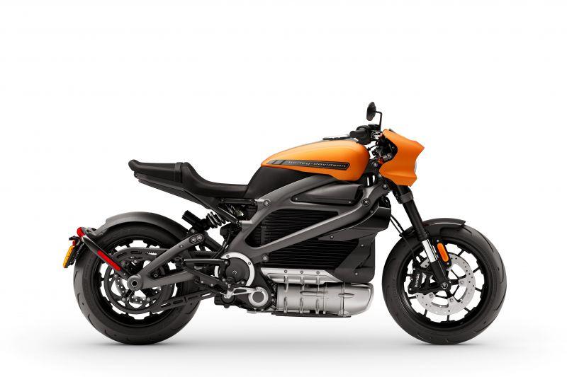 Alasan Harley Davidson hentikan produksi sepeda motor listrik LiveWire