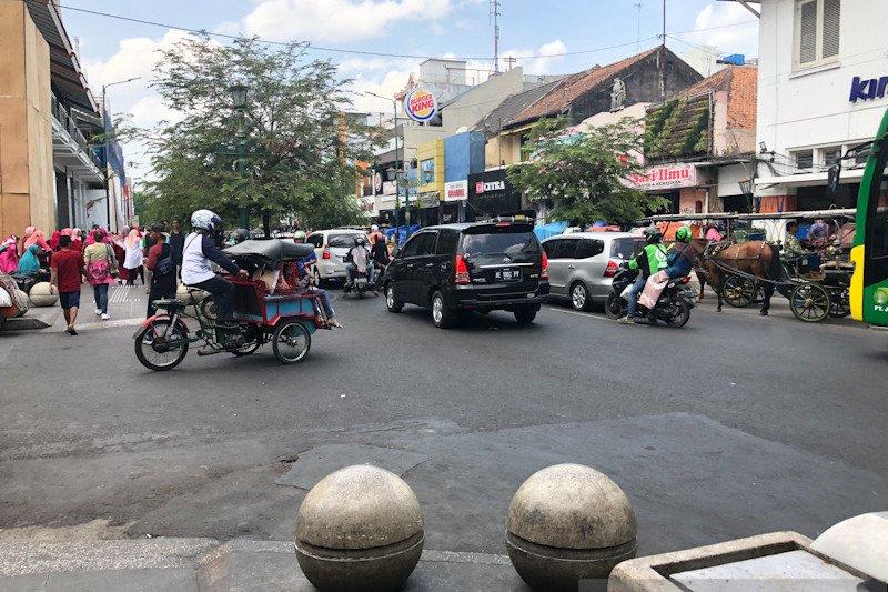 Patroli Satgas KTR diperluas ke kawasan Malioboro