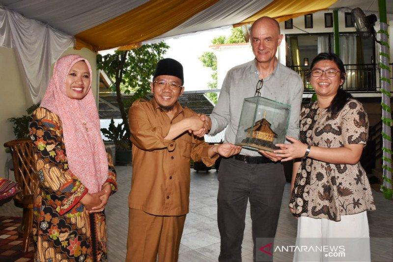 Kemenlu Australia monitoring PAUD HI di Lombok Utara