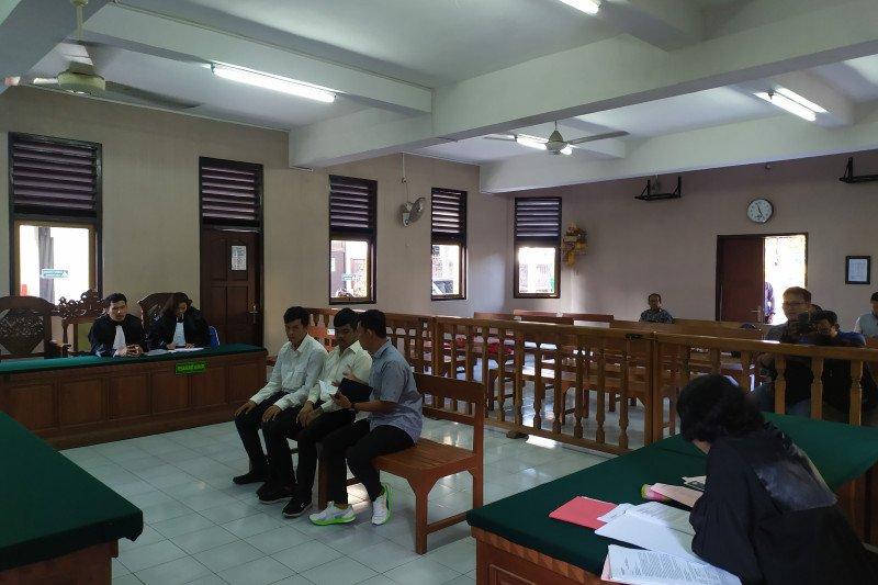 Dua warga Thailand divonis 16 tahun karena selundupkan shabu-shabu