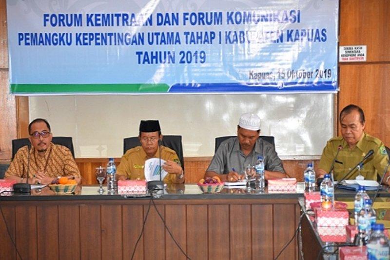 Wabup Kapuas harapkan bantuan dana JKN dari provinsi