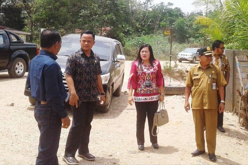 DPRD Barito Timur serap informasi terkait polemik jalan eks Pertamina