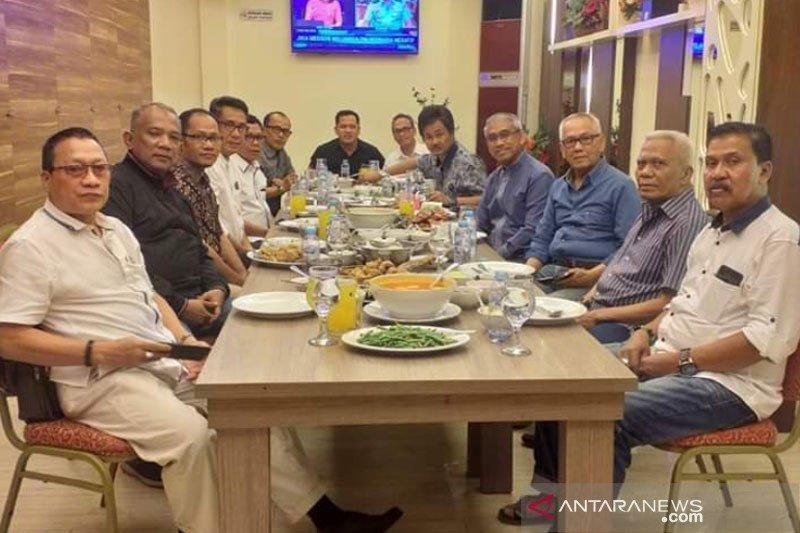 Bupati Lutim bahas akselerasi pembangunan Luwu Raya bersama KKLR