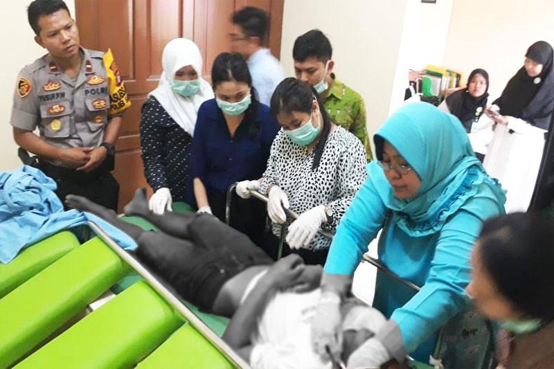 Pemuda Mangku Raya ditemukan tewas gantung diri, diduga masalah asmara